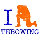 I Heart Tebowing