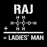 Raj + Alcohol = Ladies' Man