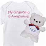 It's all about Grandma!