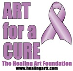 Art for a Cure Ribbon