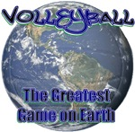 Volleyball Earth