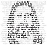 Jesus - John 3:16 -18