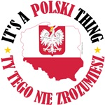 Show your Polish Pride with these t-shirts, hats & gifts.