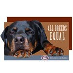 Rottweiler Says All Breeds Equal