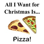 Christmas Pizza