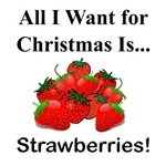 Christmas Strawberries