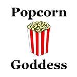 Popcorn Goddess