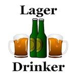 Lager Drinker