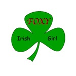 Foxy Irish Girl