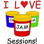 I Love Jam Sessions