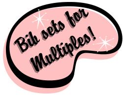 Bib sets for multiples~!