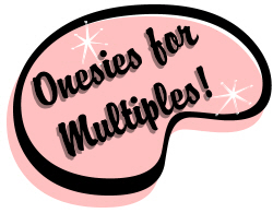 Onesies for multiples~!