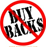 No Buy Backs!