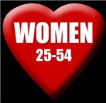 Women 25-54