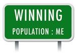 Winning Population : ME