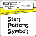 Stars Pattern Duvet Covers
