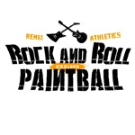 rock and roll paintball shirts