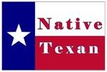 Native Texan Lone Star Flag