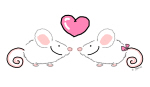 Two Love Mice