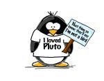 Pluto Penguin