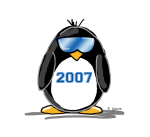 Cool 2007 Penguin