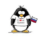 Russia Penguin