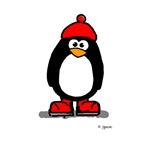 Red Hat Penguin