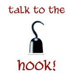 Talk to the hook