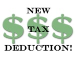 New tax deduction