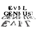 Evil genius reflection