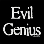 Newsprint evil genius