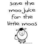 Moo juice for little moos