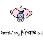 Gettin' my pirate on