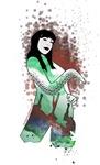 High priestess of Cthulhu