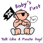 Baby's first pirate day
