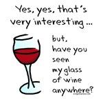Seen my wine funny