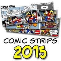 Comic Strips 2015