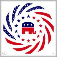 Republican Murican Patriot Flag