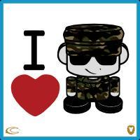 I Heart the Army 1.0