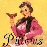 Elvgren and Pinup Pillows