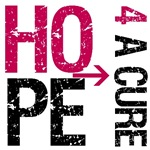 Hope 4 a Cure Multiple Myeloma T-Shirts