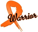 Leukemia Warrior Ribbon T-Shirts & Gifts