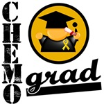 Chemo Grad Appendix Cancer Shirts