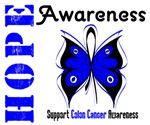Hope Awareness Colon Cancer Clothing