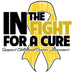 In The Fight For a Cure Childhood Cancer