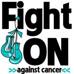 Fight On Against Ovarian Cancer Shirts