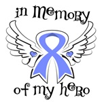 In Memory of My Hero Esophageal Cancer Shirts