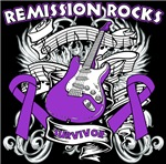 Remission Rocks Leiomyosarcoma Shirts