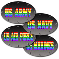 Military Pride Stickers!!!