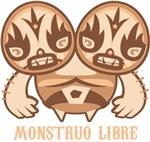 Monstruo Libre Luchadore